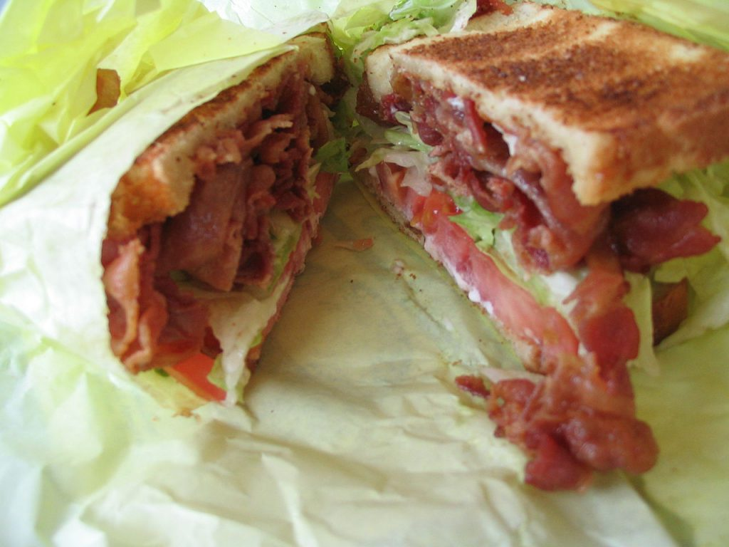 I'm in love with BLT Source: Wikipedia