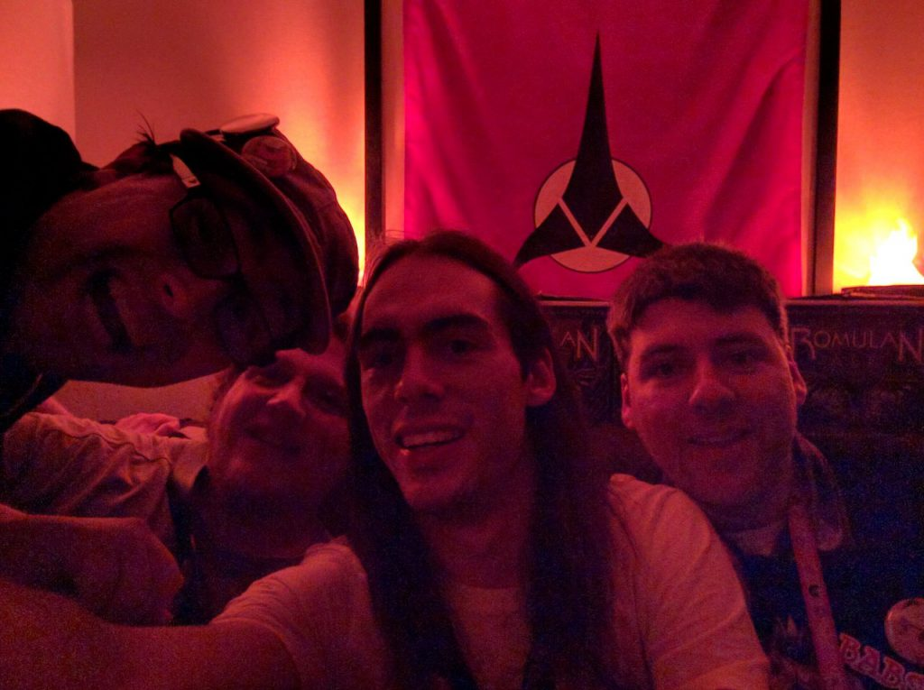 Klingon group