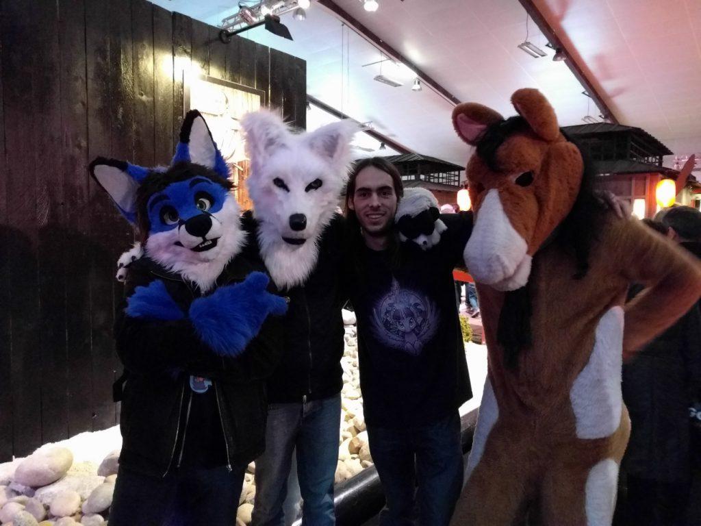 Fur-meet rennaise début 2016